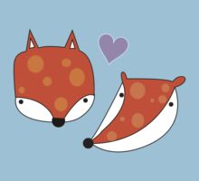 Foxes  by PollyKuntz7