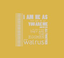 I am the Walrus  by micaiocco