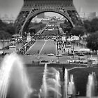 Paris in miniature by Cat Perkinton