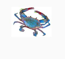 Maryland Blue Crab Womens Fitted T-Shirt