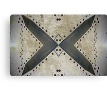 Aviation abstract Canvas Print