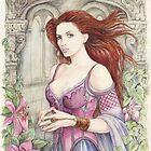 Rowen by morgansartworld