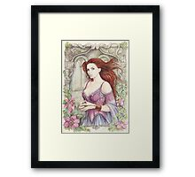Rowen Framed Print