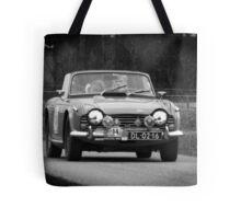 Triumph TR4A Tote Bag