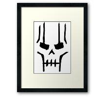 Necron Framed Print