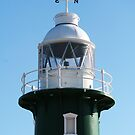 LIGHT HOUSE- SOUTH MOLE FREMANTLE W.A. by Marinapallett