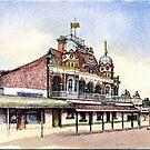 York Hotel,Hannan St,Kalgoorlie.West Australia by robynart
