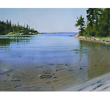 Lyda Bay Revisited Photographic Print