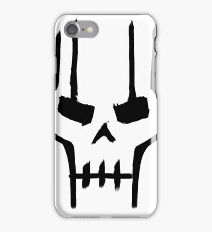 Necron iPhone Case/Skin