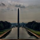 Washington Monument by Andy Mueller