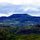 Fort Davis Mountains by R&PChristianDesign &Photography