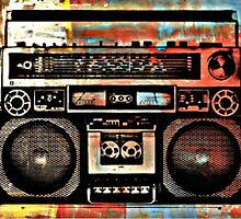 Boombox by Atkin