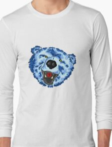 Big Blue - Altered Beast Long Sleeve T-Shirt
