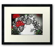 Care Bear Framed Print