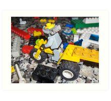 Toys for Children Art Print