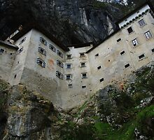 Castle of Predjama by Rasevic