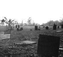 10602-16BW    MEMORIAL DAY, 1991 by MICKSPIXPHOTOS