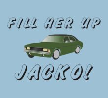 Fill Her Up Jacko by Andrew Alcock