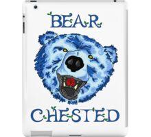 Bear Chested iPad Case/Skin