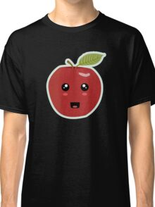 Kawaii Apple Classic T-Shirt