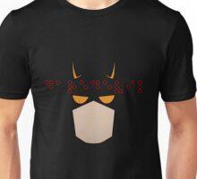 T-shirt-Daredevil-Braille-Black Unisex T-Shirt