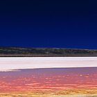 Hutt Lagoon - Western Australia  by EOS20