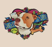 Lucky in Love by Linda Hardt