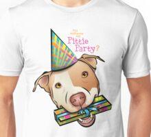 Pittie Party Unisex T-Shirt