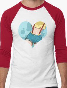 Misty Men's Baseball ¾ T-Shirt