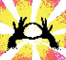 3OH!3-bit by Samantha Royle
