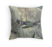spitfire 2 Throw Pillow
