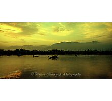Dal Lake Photographic Print