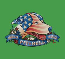 American Pit  Bull Terrier Kids Clothes