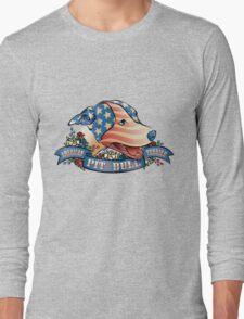 American Pit  Bull Terrier Long Sleeve T-Shirt