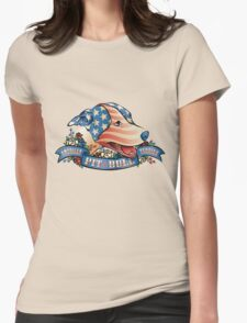 American Pit  Bull Terrier Womens Fitted T-Shirt