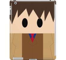 Doctor Who: 10th Doctor!  iPad Case/Skin
