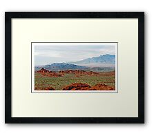 The Plains Framed Print