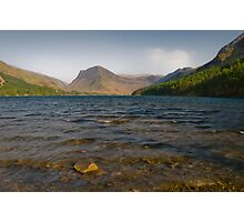 Buttermere in the Lake District Photographic Print