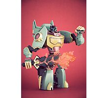 Grimlock Photographic Print