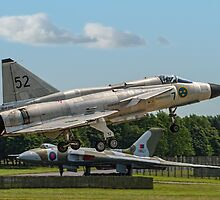 Cold War Veterans by Colin Smedley