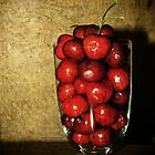 cherries by Angel Warda