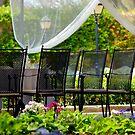 garden restaurant by narabia