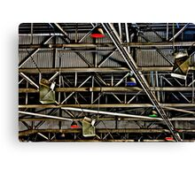 Industrial Chaos Canvas Print