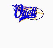 Onett Meteors Men's Baseball ¾ T-Shirt