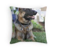 Mako Throw Pillow