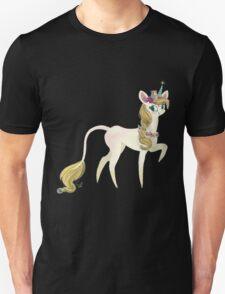 Sweet forest Unicorn and Hedgehog friend Unisex T-Shirt