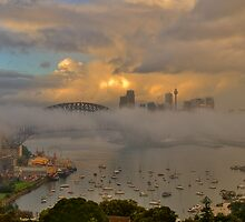 Play Misty For Me  - Moods Of A City - The HDR Experience by Philip Johnson