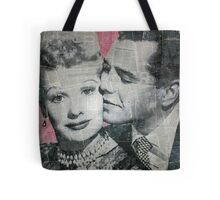 Lucy & Desi Tote Bag