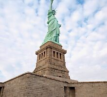 Liberty Standing Tall by youngdesign