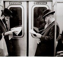 New  York   Subway , USA by yoshiaki nagashima